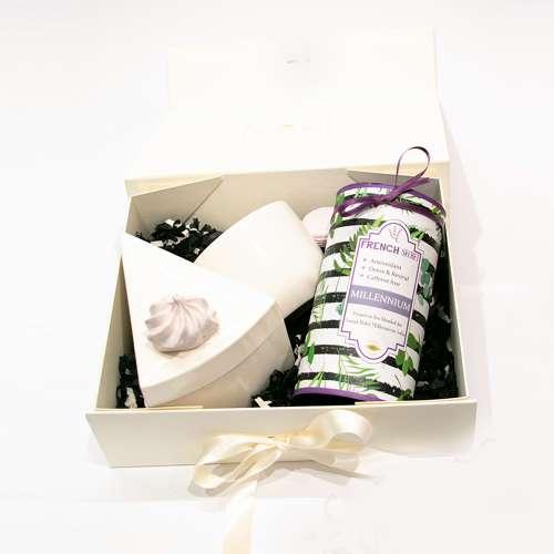tea & cup & box