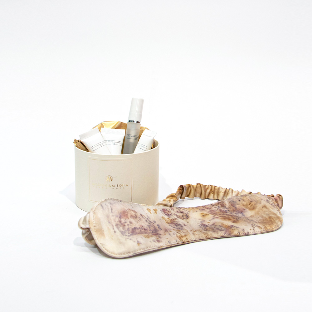 Sleep Mask & Hand cream White Company